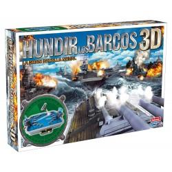 Falomir Hundir los Barcos 3D