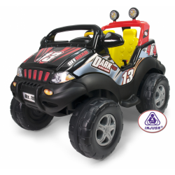 COCHE DARK FIRE 12V INJUSA
