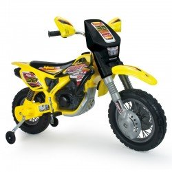 Injusa moto Cross Drift ZX 12v