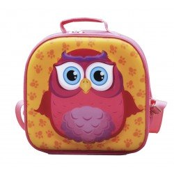 Lunch Box  Buho Rosa