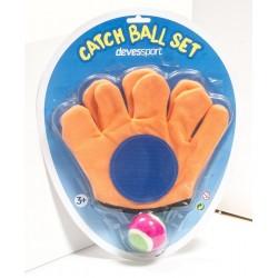 Guantes atrapa bolas, set 3...