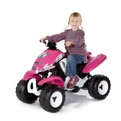 Quad Xpower Rosa - Smoby