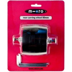 Juego 2 Ruedas LED Mini Micro