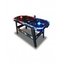 Air Hockey Fuego vs Hielo