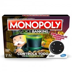 Juego Monopoly Voice Banking