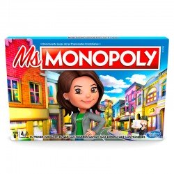 Juego Ms. Monopoly