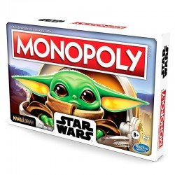 Juego Monopoly The Child Star Wars