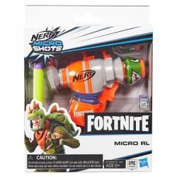 Lanzador Micro RL Micro Shots Fortnite Nerf