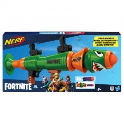 Lanza cohetes Fortnite Nerf