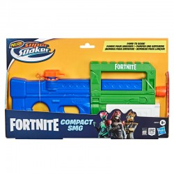 Supersoaker Fortnite Compact SMG-L Nerf