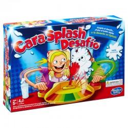 Cara Splash Desafio