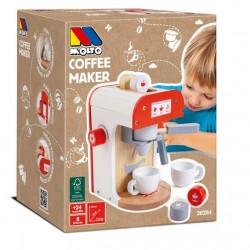 cafetera de juguete molto