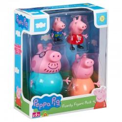 peppa pig muñecos