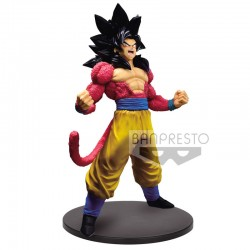 Figura Super Saiyan 4 Son Goku 20cm