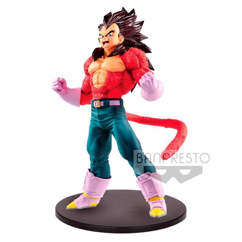 Figura Super Saiyan 4 Vegeta 20cm