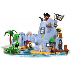 Isla del pirata pinypon