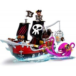 Barco pirata pinypon action