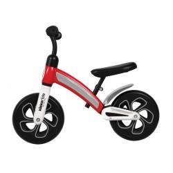 Bicicleta sin pedales general roja