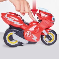 Moto Ricky Zoom detalle