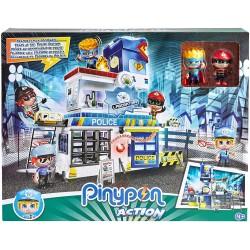 Pinypon Trampas en La Comisaría caja