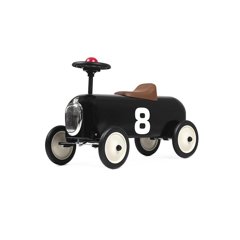 New racer correpasillos negro