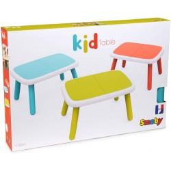 mesa infantil caja