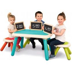 mesa infantil edades