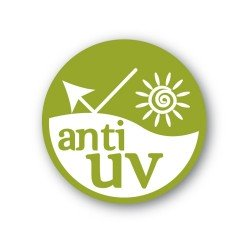 protegida para rayos uv
