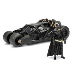 el caballero oscuro batmóvil