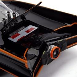 Batmóvil detalle
