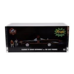 Batmóvil metal caja