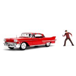 Cadillac Pesadilla en Elm Street