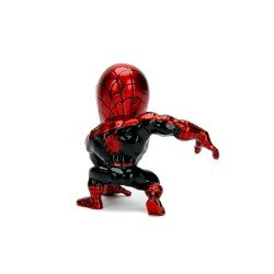 Black iron spiderman