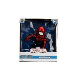 Spiderman metal en caja