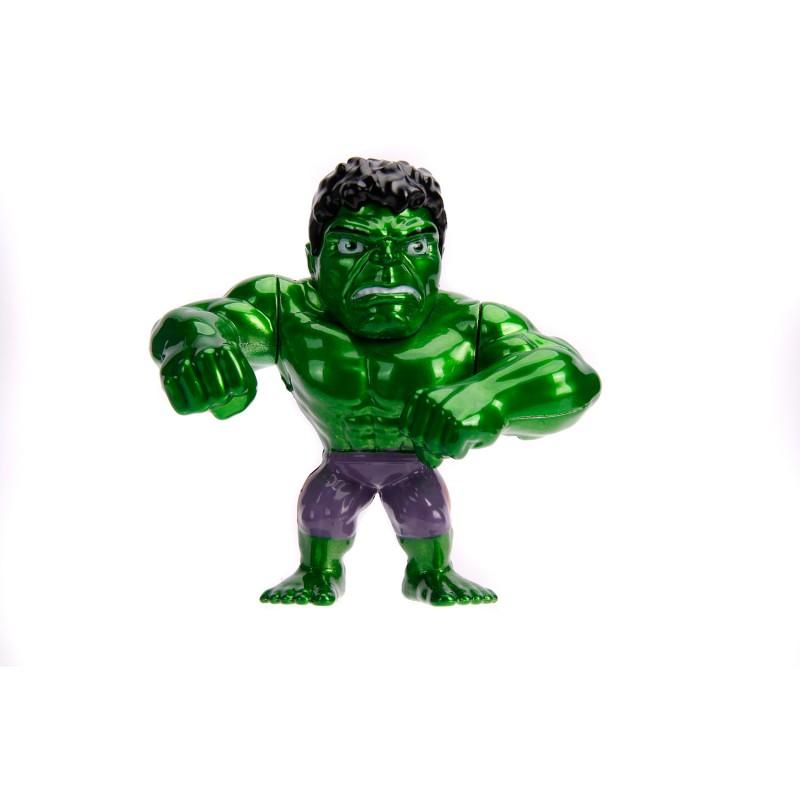 Increíble Hulk Metal Frente