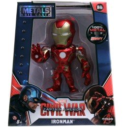 Metal Iron Man Caja