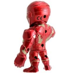 Metal Iron Man Espalda
