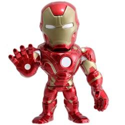 Metal Iron Man Frente
