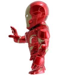 Metal Iron Man Lado