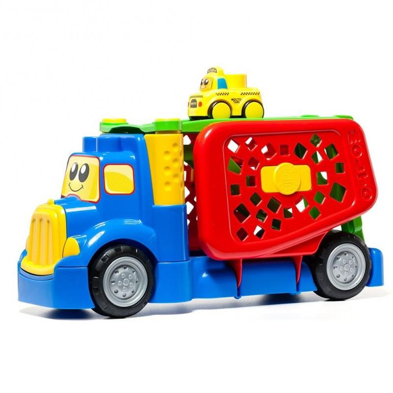 Camión transportador Molto Blocks