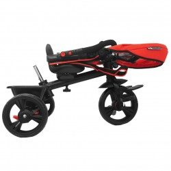 Triciclo plegable