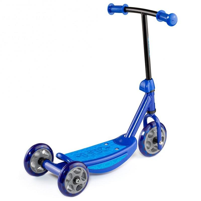 scooter azul juguemus