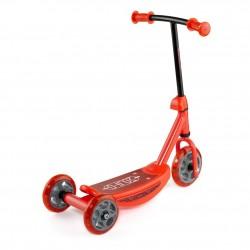 scooter rojo juguemus