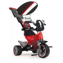INJUSA TRICICLO BODY RED...