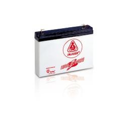 Batería recargable 6V- 7,2 AH
